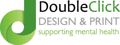 Double Click Design and Print logo